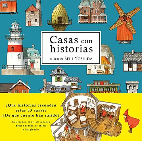 Casas con historias (LIBROS DE ILUSTRACIONES)