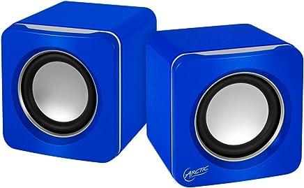 Arctic S111 Altoparlanti USB Portatili per PC o Notebook, Design compatto, Sound Equilibrato, Blu - Trova i prezzi più bassi