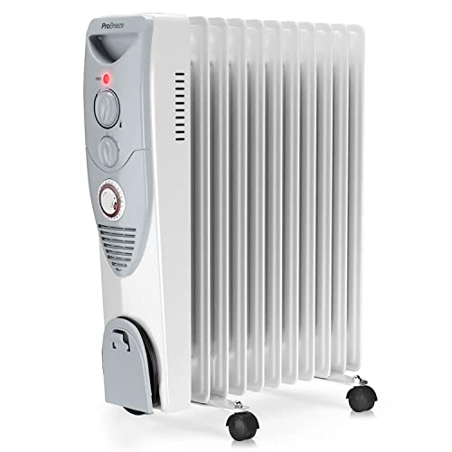 Electric Portable Heater 2Kw With Timer