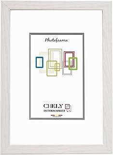 Chely Intermarket, Marco de Fotos Grandes 40x60 cm (Blanco)