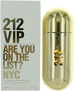 Carolina Herrer 212 VIP Women Eau De Parfum Spray, 2.7 Ounce