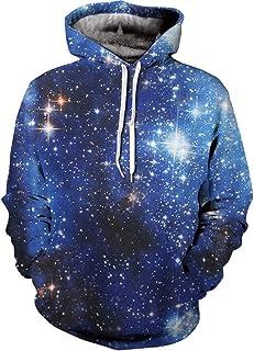 Nolincl Men Hoodie Lovers 3D Printing Male Hip Hop Sweatshirt