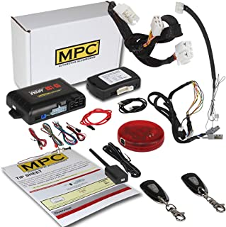 MPC Complete 1-Button Remote Start Kit for 2016-2019 Honda CR-V - T-Harness - w/FlashLink Updater - Firmware Preloaded