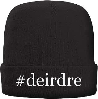 #Deirdre - Adult Hashtag Comfortable Fleece Lined Beanie