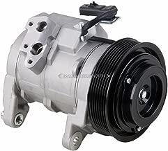 AC Compressor & A/C Clutch For Dodge Ram & Durango w/ 5.7L Hemi V8 - BuyAutoParts 60-01722NA NEW