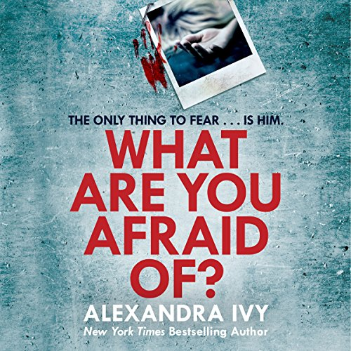 What Are You Afraid Of? audiobook cover art