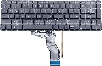 HP Pavilion 15-AU 15T-AU 15-AW US English Backlit Laptop Keyboard V150646CS5