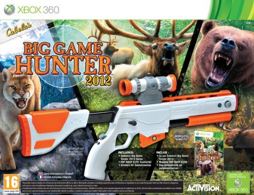 Cabela's Big Game Hunter 2012 Bundle with Gun (Xbox 360) [Edizione: Regno Unito]