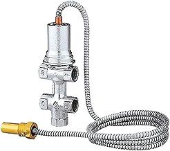 """544400 Thermisch overdrukventiel met positieve werking 1/2"""" kalibratie 100 ° C CALEFFI"""