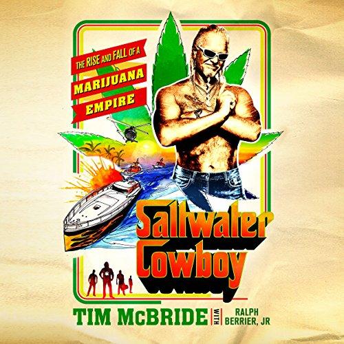 Saltwater Cowboy audiobook cover art