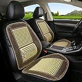[page_title]-QCZT/Sitzbezügesets Autositzkissen Massage und Breathable-Luxury Modern Car Accessories Pad (Farbe : B)