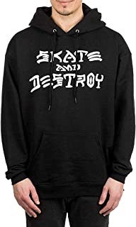 thrasher skate and destroy sweatshirt