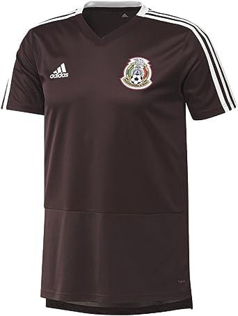 adidas Mexico Men's Training Jersey (Maroon)