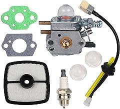 Xigeapg Joints de Carburateur C1U-K54A Filtre une Air Fit pour Zama C1U-K54A Carb C1U-K27B C1U-K17 C1U-K46