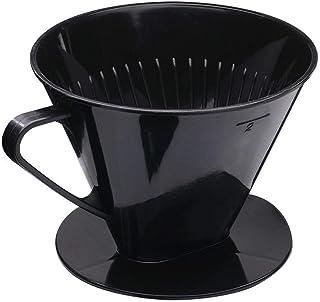 Westmark Koffiefilterhouder, filtermaat 2, voor maximaal 2 kopjes koffie, Two, 24422261