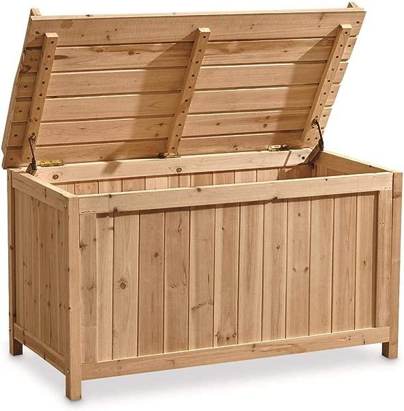 CASTLECREEK 木制储物凳