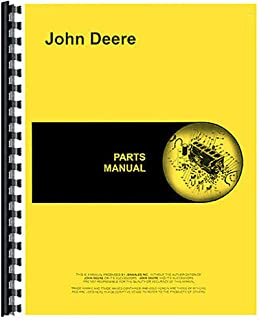 New for John Deere 4230 Tractor Parts Manual