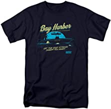 Dexter Bay Harbour Moonlight Fishing T Shirt & Stickers