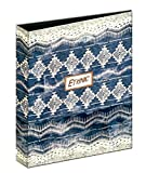Carpeta Archivador Anillas Katacrak Ethnic 116017, Folio 4 A