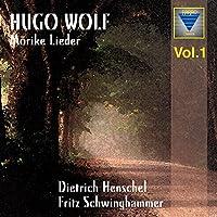 Wolf:Morike Lieder Vol.1