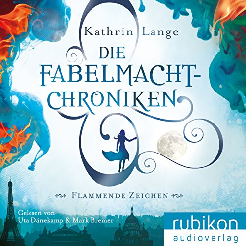 Flammende Zeichen audiobook cover art