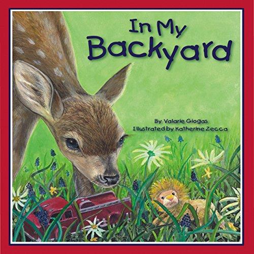 In My Backyard cover art