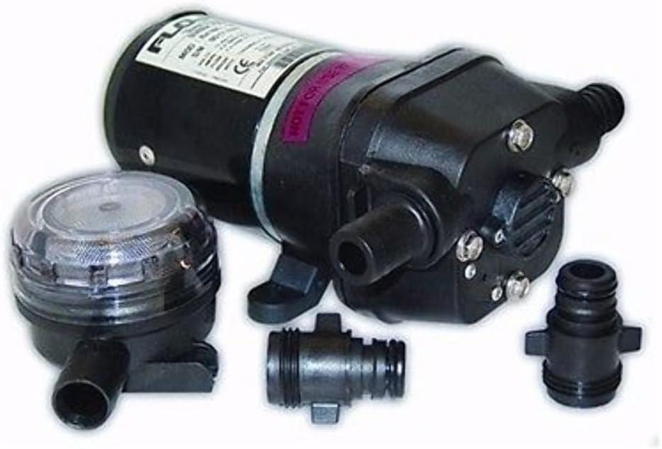Flojet 04105501A MPU 12V G B Easy-to-use SS NSW Pump Max 78% OFF 3C PP Displacement
