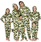 Joggies - Family Matching Camouflage Hoodie Onesies for Boys, Girls, Men, Women and Pets - Toddler - Large (Fits 3'4 - 3'6')