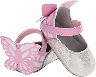 butterfly baby shoes