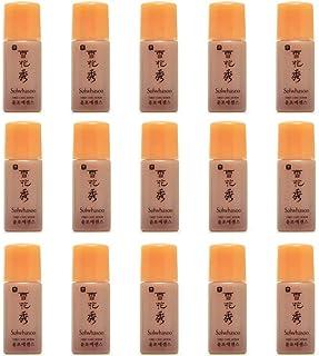 【ソルファス 雪花秀 Sulwhasoo】 潤燥 ユンジョ エッセンス First Care Activating Serum EX(60ml) 4ml x 15個 韓国化粧品 ブランドのサンプル [並行輸入品]