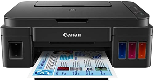Canon Pixma G3000 All-in-One Wireless Ink Tank Colour Printer product image