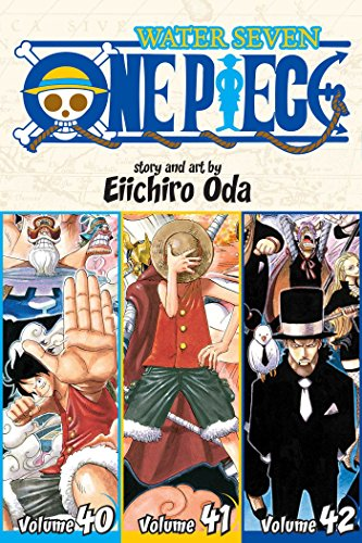 One Piece (Omnibus Edition), Vol. 14: Includes vols. 40, 41 & 42 (14)
