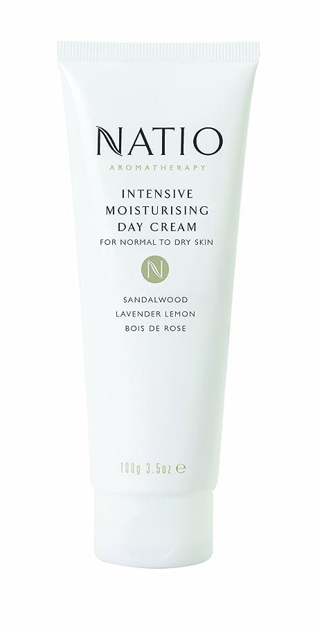 アイデア出発する項目Natio Aromatherapy Intensive Moisturising Day Cream 100g