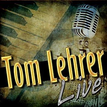 Tom Lehrer Live