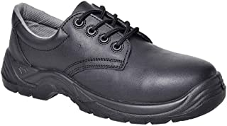Portwest FC41 Footwear, Size 35, Black