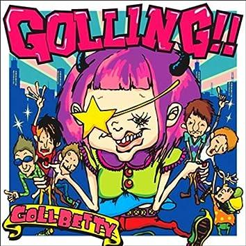 GOLLING!!