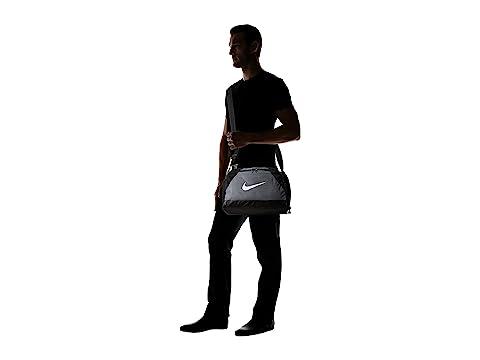 Blanco Brasilia Extra Flint Gris Small Duffel Negro Nike T8F0wZqxZ