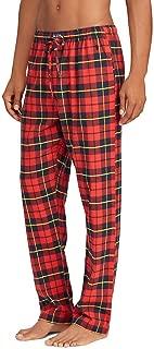 Woven Flannel Pajama Pants