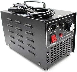 ACAMPTAR Generatore di Ozono 220V Sterilizzatore Air Ozone Purificatore dAcqua Purificazione Frutta Verdura Acqua Preparazione di Alimenti Ozonizzatore Ionizzatore Spina Europea