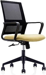 Las sillas de Escritorio de Alta Volver Malla Computer, Silla de Trabajo Flexible giratoria Regulable en Altura y elevación de los apoyabrazos Silla de Rodillas
