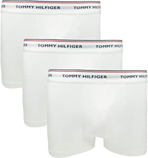 Tommy Hilfiger mens 3P Trunk Boxer Shorts (Pack of 3) (pack of 3)