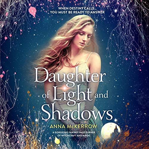 Daughter of Light and Shadows Titelbild