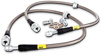 StopTech (950.44519) Brake Line Kit, Stainless Steel