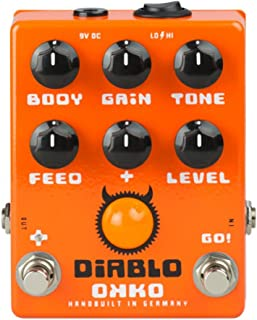 Best okko effects pedals Reviews