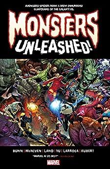 Monsters Unleashed (Monsters Unleashed (2017)) by [Cullen Bunn, Adam Kubert, Greg Land, Salvador Larroca, Steve McNiven, Leinil Francis Yu]