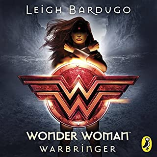 Wonder Woman: Warbringer (DC Icons Series) cover art