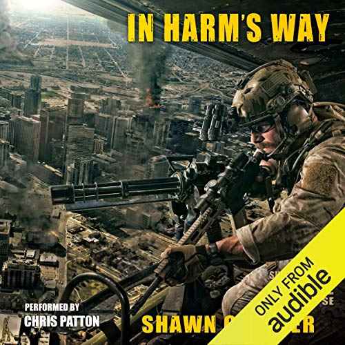 In Harm's Way  By  cover art