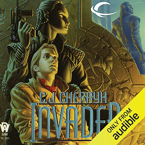 Invader Audiobook By C. J. Cherryh cover art