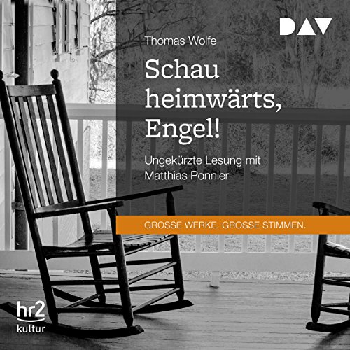 Schau heimwärts, Engel! audiobook cover art