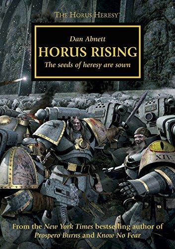 Horus Rising (The Horus Heresy Book 1) (English Edition)